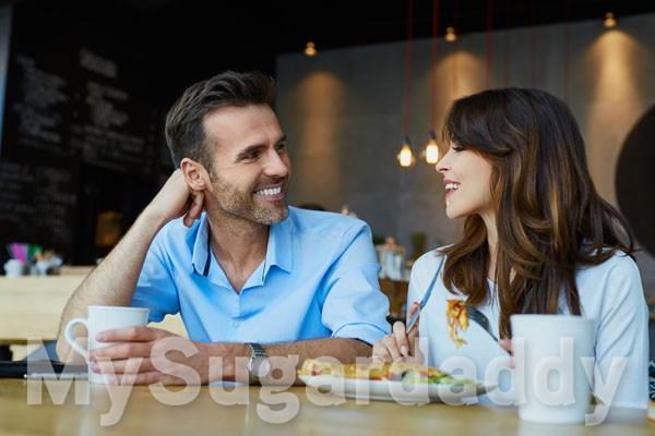 Consejos para la primera cita con el Sugar Daddy