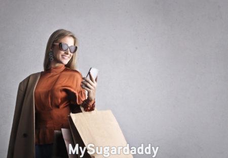 Los gastos de las mujeres jóvenes